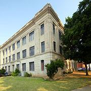 PONTONTOC COUNTY COURTHOUSE Ada, Oklahoma
